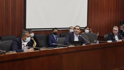 Senado advierte inconformidad con servicio de energía en el Caribe