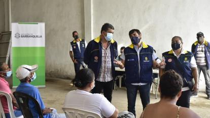 Entregan ayudas a afectados por vendaval en el suroccidente