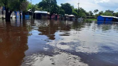 Ola invernal en Sucre deja cerca de 35 mil familias damnificadas