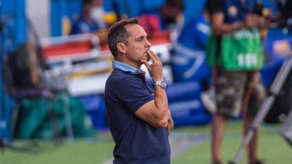 Sergi Barjuan es el nuevo entrenador interino del Barcelona