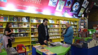 Inauguración de la Feria del Libro en sus 200 años de creatividad