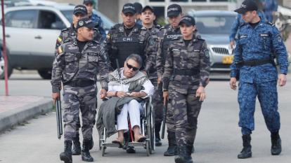 Sorpresa y revuelo en La Picota tras recaptura de 'Jesús Santrich'