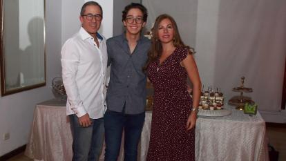 Cumpleaños de David De Lima
