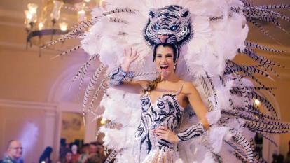 Estos son los diseños que lucirá la monarquía del Carnaval en La Guacherna