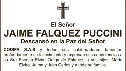 Jaime Falquez Puccini