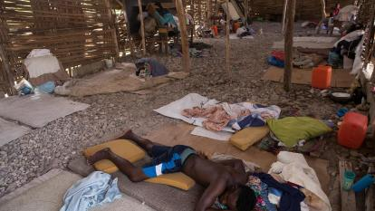 Haití una semana después del terremoto