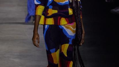 Los 'outfits' que pisaron fuerte en la pasarela del Nueva York Fashion Week