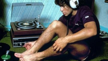 El Rock también se rindió a los pies de Maradona