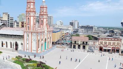 Barranquilla y sus enfermedades