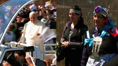 En video   El Papa rinde tributo a víctimas de la dictadura de Pinochet