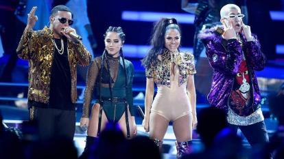 Este es el remix de 'Dura' de Daddy Yankee con Bad Bunny, Natti Natasha y Becky G