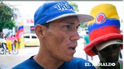 ¿Qué opina de Farid Díaz en reemplazo de Fabra? Barranquilleros responden