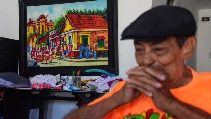 César 'Paragüita' Morales, el carnavalero que quiso a Barranquilla