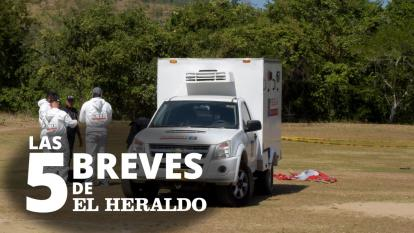 Las 5 breves de EH | Asonada en Luruaco por asesinato de campesino deja dos muertos