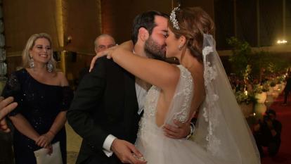 En video | Andrea y Felipe se dieron el sí