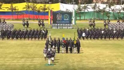 En vivo   Ceremonia de graduación de oficiales de la Policía Nacional
