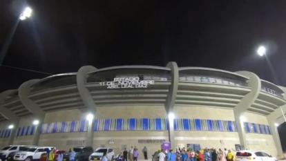 En video| Así quedó el estadio de béisbol de Cartagena que se llamará Abel Leal