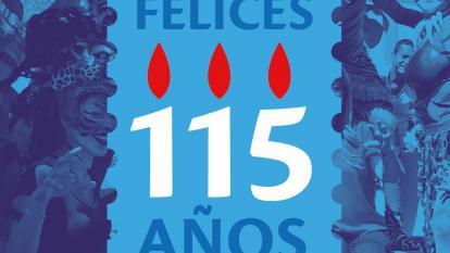 A celebrar los 115 años del Atlántico con la Banda de Baranoa