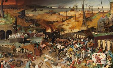 ¿Cómo terminan las pandemias?