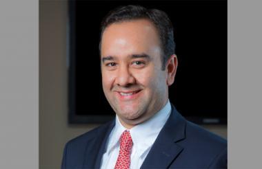 Alexánder Montoya, presidente de AIG Seguros.