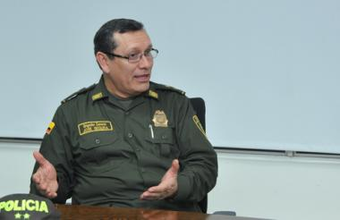 El general José Segura destacó la captura reciente de 13 'rastrojos-costeños', y anunció la búsqueda de 15 más.
