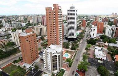 Para Elsa Noguera, la ciudad ha crecido en cuanto a competitividad y economía.