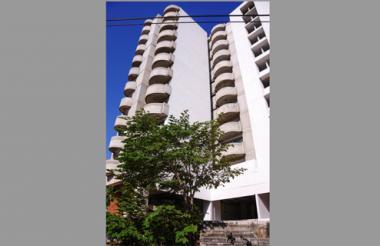 El edificio 'Torres del Prado' fue construido por Eduardo Ripoll & Cia Ltda.