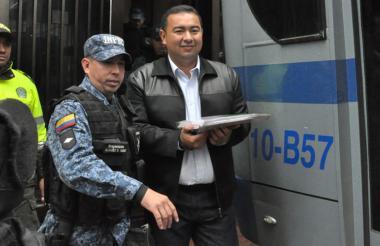 La defensa de Jorge Luis Alfonso López presentó ayer sus alegatos finales en el proceso.