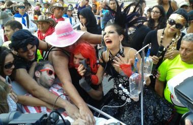 Se fue Joselito; se fue el Carnaval de Barranquilla.