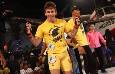 El Pitbull peleará el 25 de abril ante Johan Fernández en el evento Striker 14, en Bogotá.