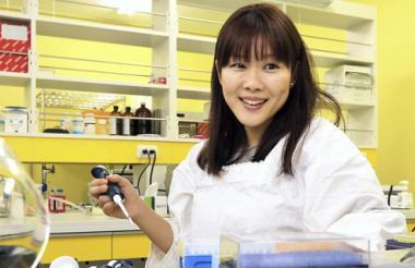 Haruko Obokata, investigadora acusada de fraude.