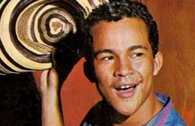 Alfredo Gutiérrez, a los 17 años.