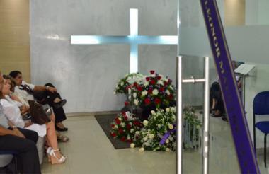 En la funeraria La Esperanza, en el centro de Valledupar, será velada Sildana Maestre.