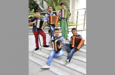 En el caso del vallenato, uno de los géneros más fáciles para la iniciación por parte de los niños es el son.