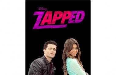 Disney Channel te trae el próximo domingo 10 de agosto a las 8 p.m., la cinta Zapped.