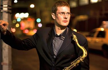 El saxofonista Eric Alexánder.