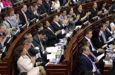 El próximo 16 de marzo, el Congreso dará inicio al segundo periodo de la primera legislatura.