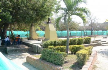 Parque Cangrejo Azul.
