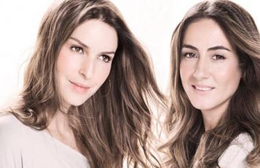 Adriana Arboleda y Johanna Ortiz, de Pink Filosofy.