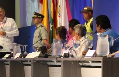 La intervención del procurador general de la Nación se dio en la ciudad de Cartagena, en desarrollo del Congreso Nacional de Municipios.