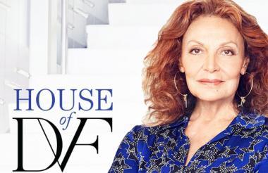 Diane von Fürstenberg tiene 68 años de edad y más de 40 de carrera.