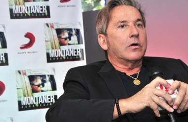 El artista anunció que el próximo año estará de gira por Colombia.