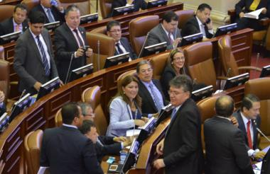 Minhacienda Mauricio Cárdenas, en conciliación de la Cámara de Representantes.