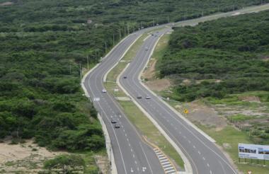 La vía Barranquilla y Cartagena será una de las concesiones viales del Plan.