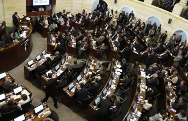 La bancada Verde pidió que el Plan de Desarrollo volviera a ser conciliado por el Congreso.