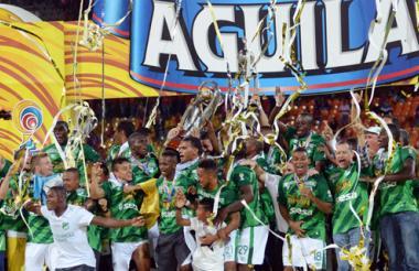 Deportivo Cali alcanza su noveno título en la historia del FPC.