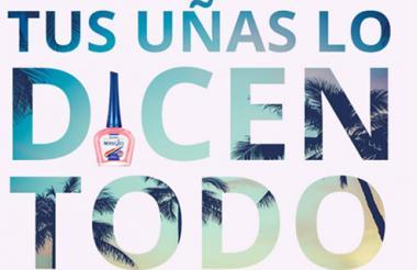 El eslogan es de la empresa que promociona los nombres que tienen indignadas a las colombianas.