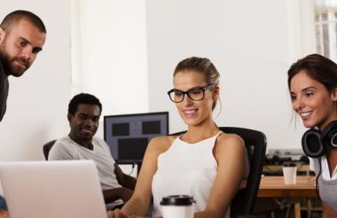 Los grupos de emprendedores deberán estar conformados por entre 2 y 4 personas naturales.