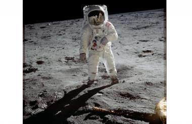 """""""Elegimos ir a la Luna. No porque sea fácil, sino porque es difícil"""": John F. Kennedy, presidente de EEUU, en 1962."""