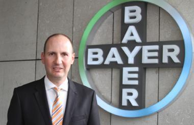Eduardo García, gerente de consumo masivo para los países andinos de Bayer.
